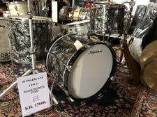 """Slingerland 70'er Black Diamond Pearl 13""""x9"""",16""""x16"""",20""""x14"""""""